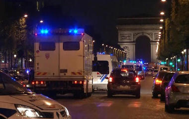 Deadly shooting on Paris's Champs-Elysees