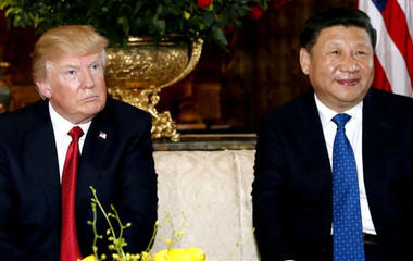 Trump targets steel trade
