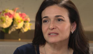 "Sheryl Sandberg on living ""Option B"""