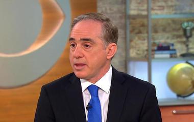 VA Secretary David Shulkin on challenges facing the agency