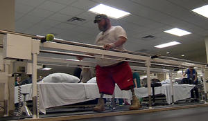 Vet caught up in VA bureaucracy finally gets proper prosthetics