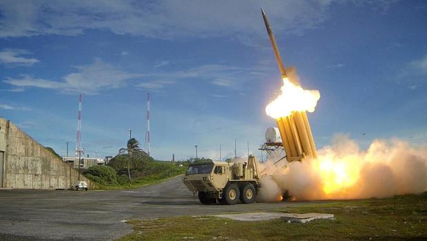 Amid North Korea tensions, U.S.  to test anti-ballistic missile system