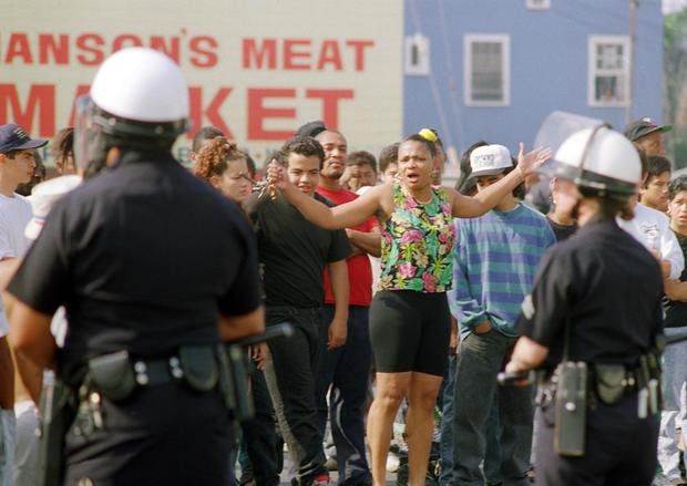 1992 L.A. riots