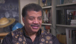 Neil deGrasse Tyson, our joyful guide to the stars