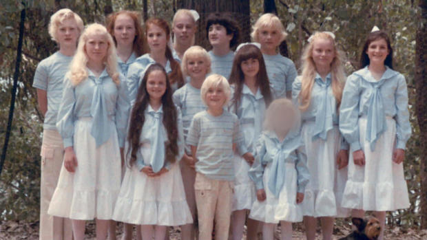 Inside The Family: Australian cult led by Anne Hamilton-Byrne