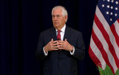 Tillerson plans big changes at State Department as workers brace for cuts
