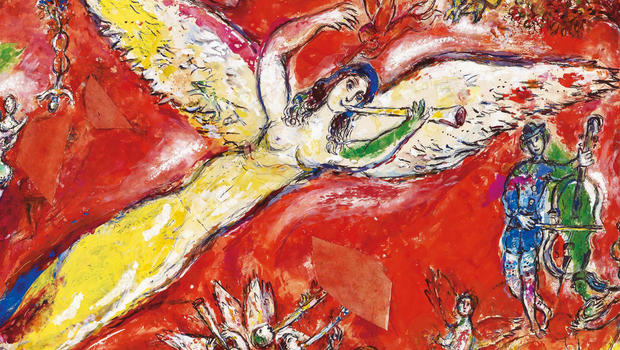 marc chagall research paper