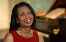 "Condi Rice on 2016 election, ""Hamilton"""
