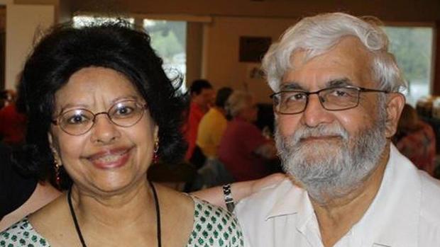 Doctors Chhanda and Againdra Bewtra
