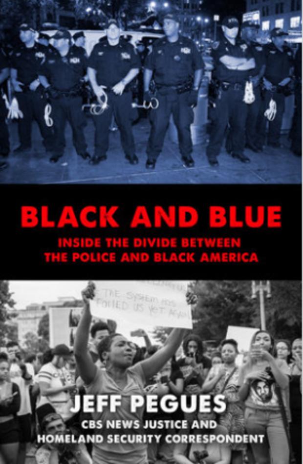 黑色和蓝色杰夫 -  pegues,为cover.png