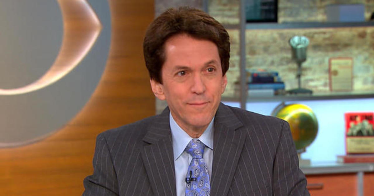 "Mitch Albom on impact of ""Tuesdays with Morrie,"" loss of Haitian orphan"