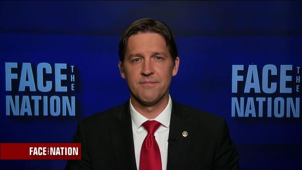 Sen. Ben Sasse: Comey Firing Adds to a 'Crisis of Public Trust'