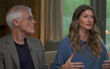 Gisele Bündchen on Tom Brady's concussions