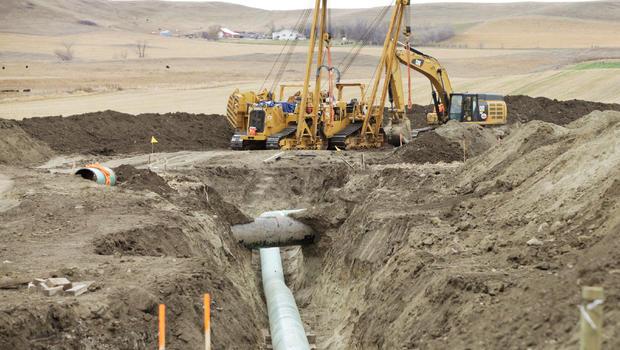 2 more leaks found along Dakota Access pipeline — APNewsBreak