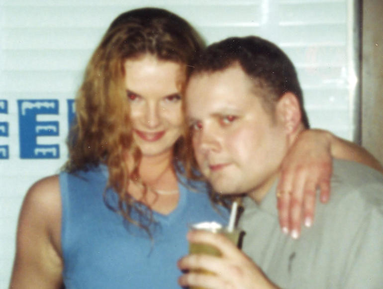 Lea Anne Brown and Michael Patten