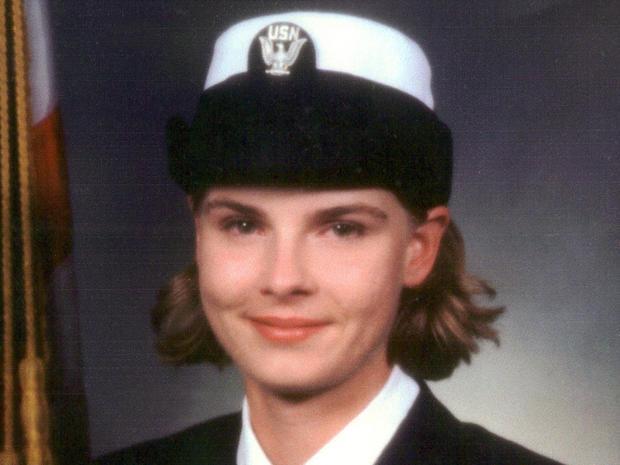 海军小军官Lea Anne Brown