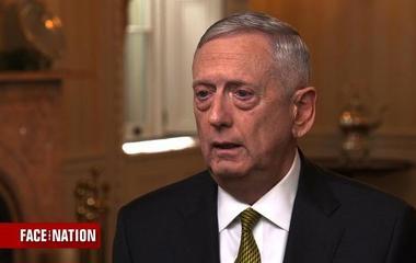 Defense Secretary James Mattis weighs in on Trump, NATO