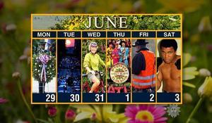 Week of May 29