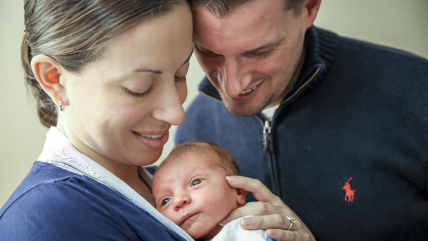 Mother defies odds to deliver baby after battle with breast cancer