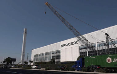 Will NASA-SpaceX teamwork turn into competition?
