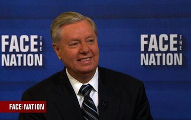 "Sen. Lindsey Graham: Trump's ""wrestling match"" with Comey interferes with U.S. agenda"