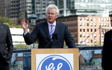 GE CEO & Chairman Jeff Immelt to step down