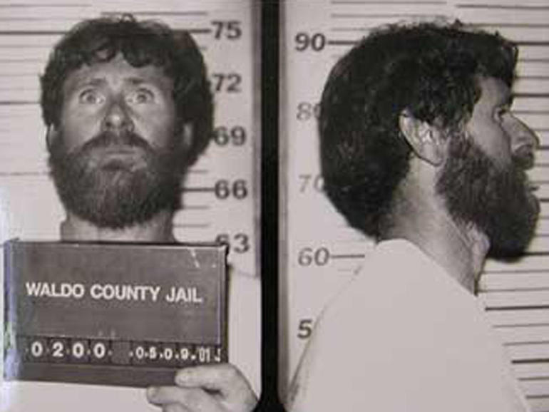 Boyd Smith arrest photo