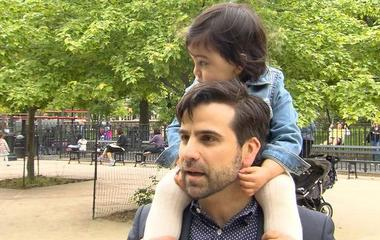 Young dads and the changing look of fatherhood