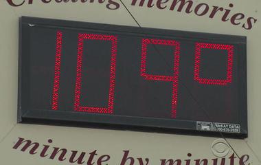 Temperatures soar past 100 as intense heat wave hits Southwest