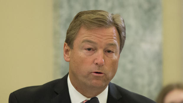 Man Arrested Over Threatening Note at Sen. Heller's Vegas Office