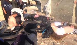 U.S. warns Assad regime against chemical attack