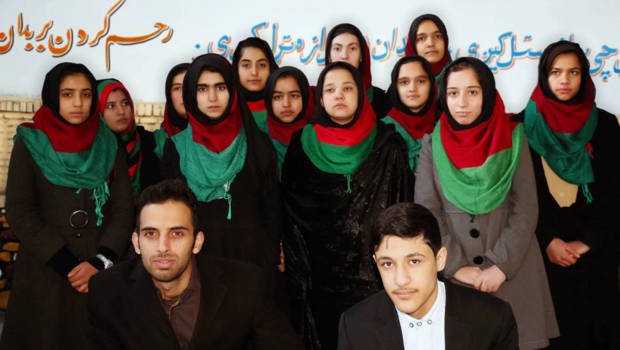 Afghan teens finally approved to attend U.S. robotics competition