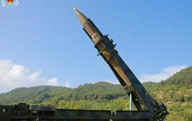 U.S. military identifying N. Korea missile as intermediate range