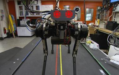 Powerful MIT robot could help as a first responder