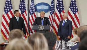 Trump sets up panel to probe election fraud, with little evidence there is any