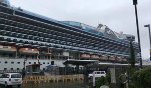FBI investigating death aboard a Princess cruise ship