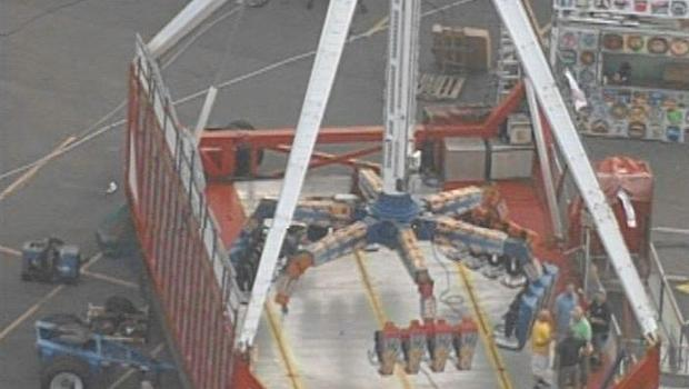 1 dead, 6 injured in ride malfunction at Ohio State Fair