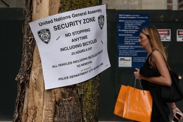 联合国大会2017年安全