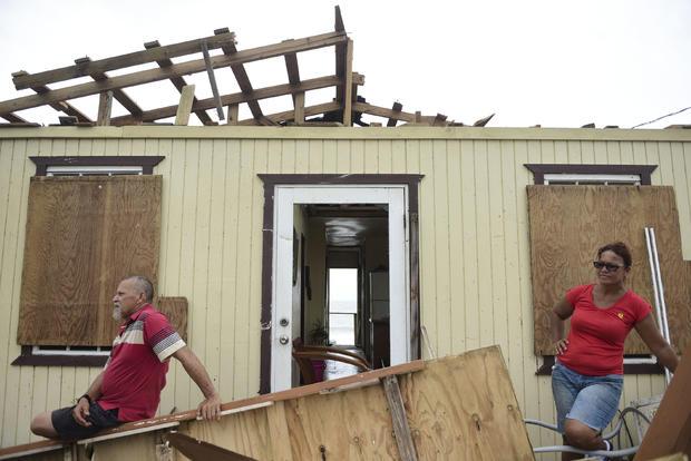波多黎各飓风玛丽亚