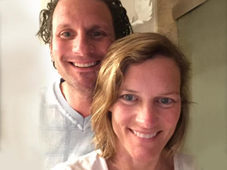 Leon Jacob and Valerie McDaniel