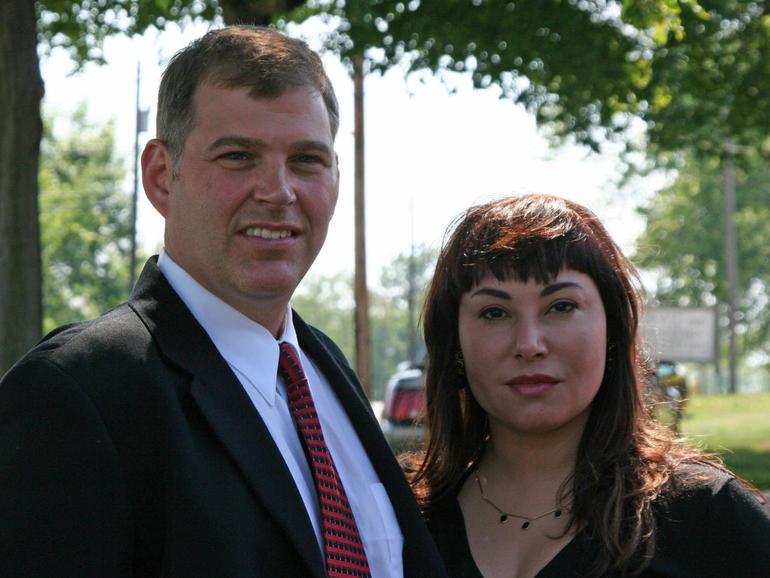 Karl and Claudia Hoerig