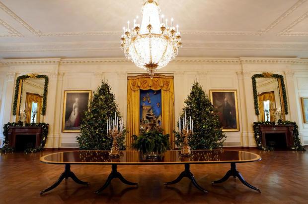 White House Christmas 2017