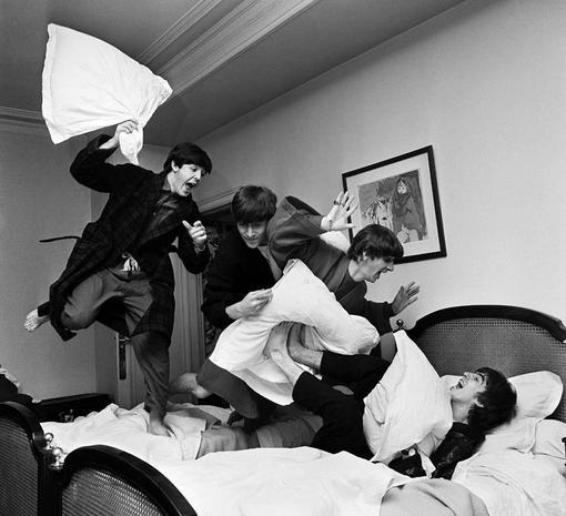 Harry Benson's photographs through the years