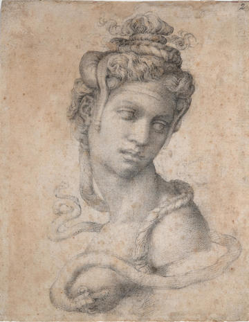 The divine drawings of Michelangelo