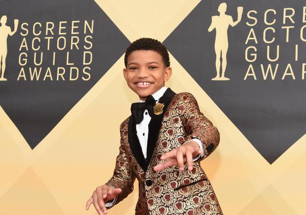 SAG Awards 2018 red carpet