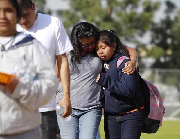 洛杉矶学校射击