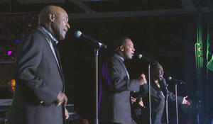 The O'Jays and their enduring message of love