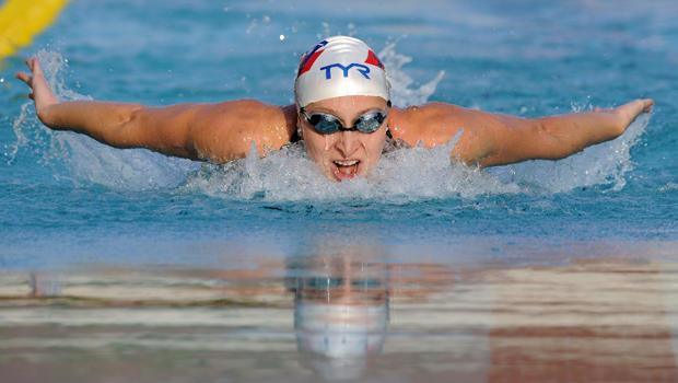 Los Angeles Grand Prix Swimming