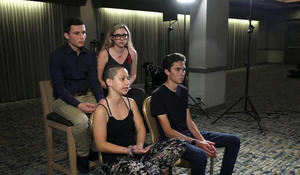 Florida students take action after high school shooting
