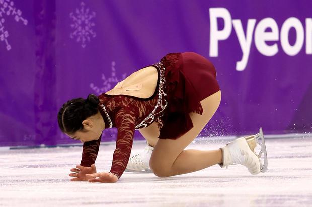 花样滑冰 - 冬季奥运会第12天